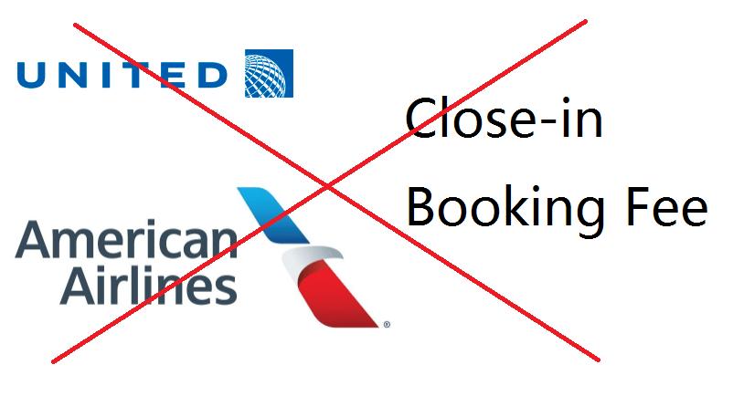 如何避免里程票的 Close-in Booking Fee