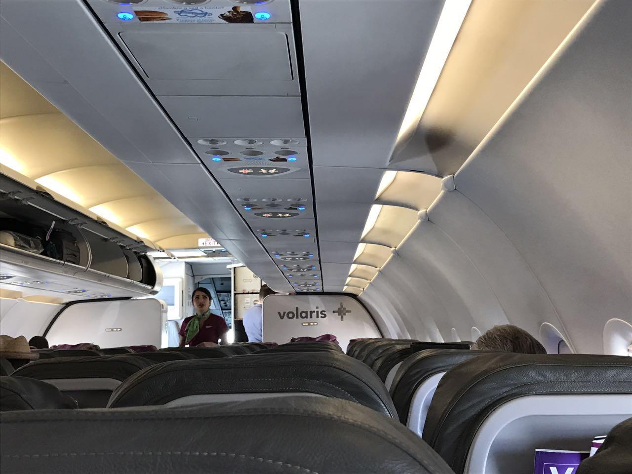 Volaris 航空正名贴 (大大的表扬)