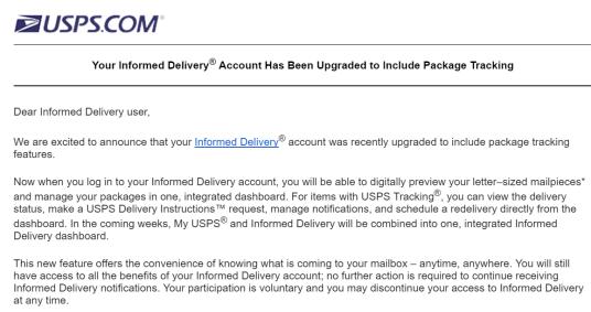 自动追踪邮件包裹的方法总结【7/14更新:USPS自动追踪包括包裹了】