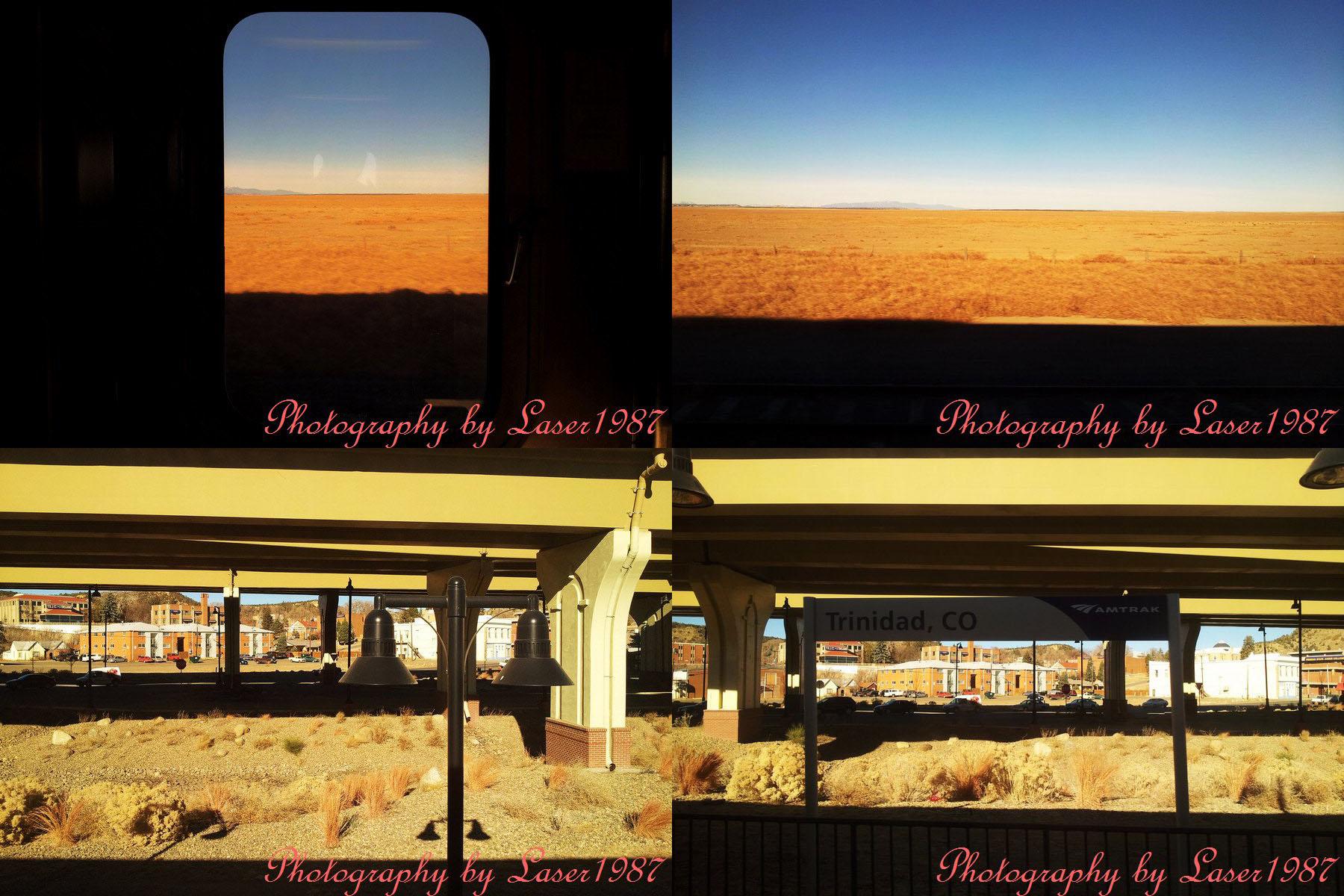 横穿美国的西南酋长号——开往天使之城的列车