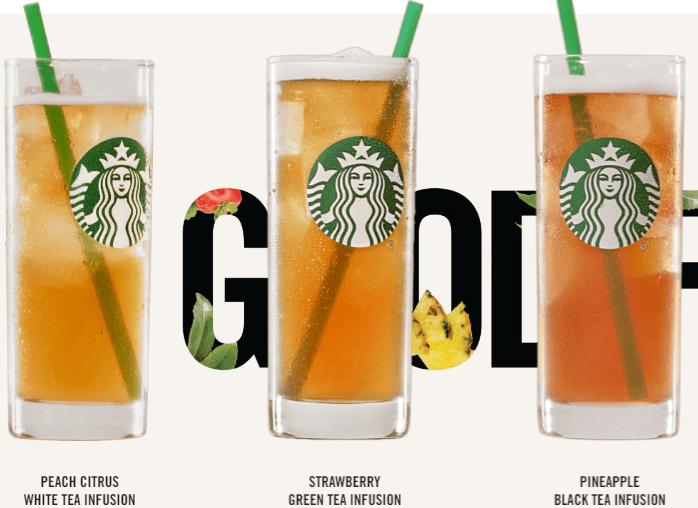 免费Starbucks冰茶7月14日(本周五)1-2pm