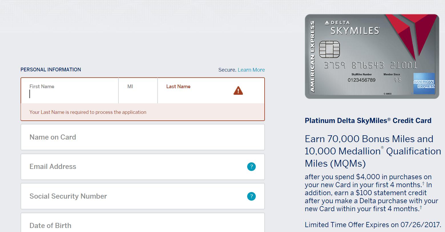 AMEX 四张信用卡限时奖励将于今天(26日)过期!申与不申?