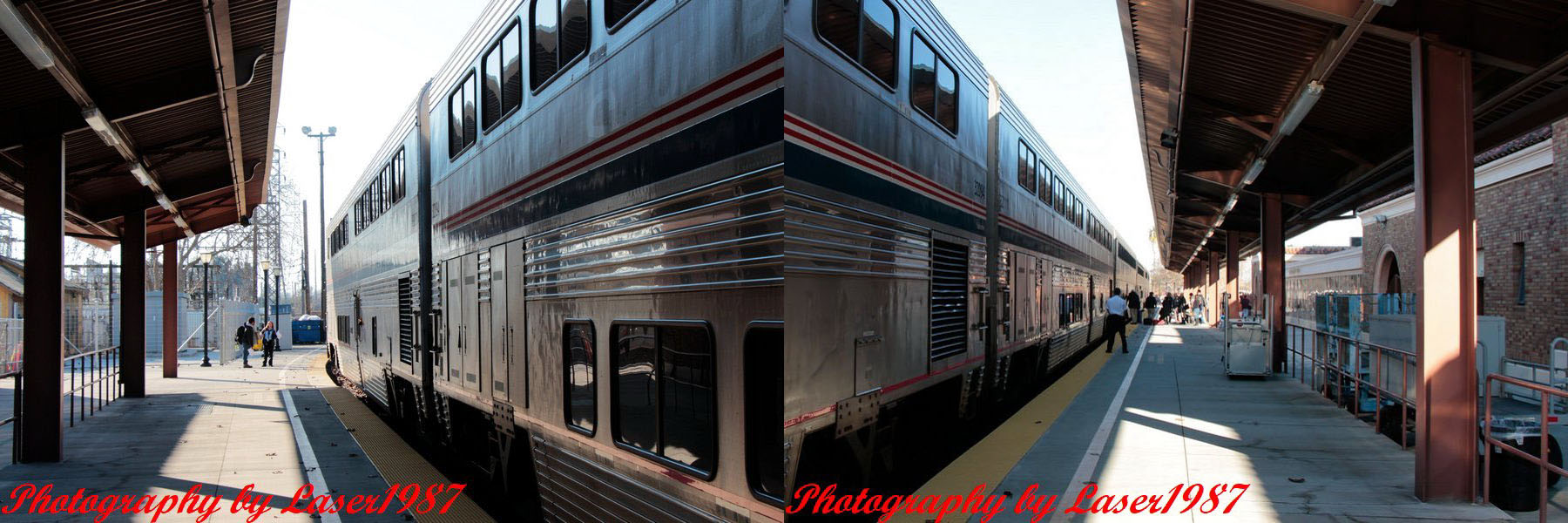 Amtrak 11 Coast Starlight SEA-LAX 海岸星光号体验