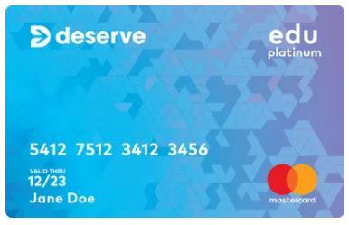 Deserve Edu Mastercard ——最适合无SSN留学生的信用卡【10/13更新:开卡奖励上涨至,本月有效】