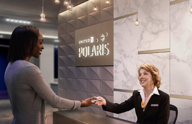 ORD United Polaris Lounge 芝加哥机场休息室体验