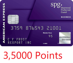 SPG Business 信用卡为什么值得申请?【持卡人采访】