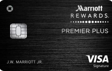 Chase Marriott Premier Plus 信用卡【75k开卡奖励】