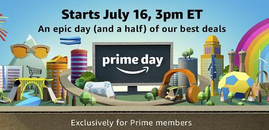Amazon Prime Day 汇总【7/16更新:大Bug来了】