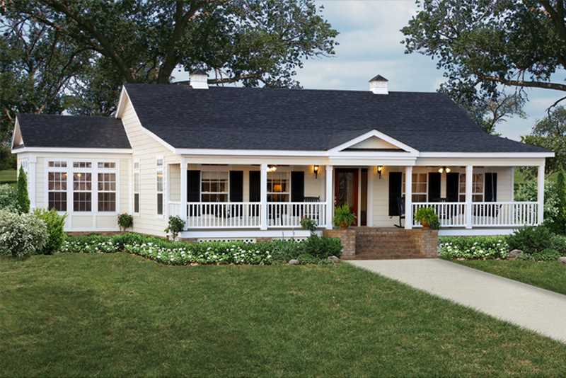 USDA home loan benefits for modular home buyers