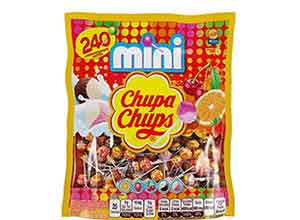 Chupa Chups Mini Ice-creams Lollipops