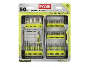 Impact Rated Driving Kit 50 Piece
