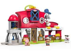 Fisher Price Caring for Animals Farm