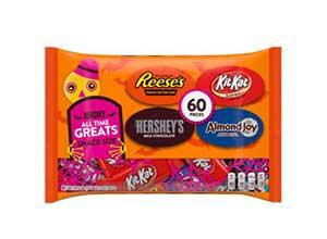 Hersheys Halloween Assorted Chocolate Candy
