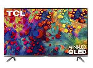 """TCL 55"""" 6-Series 4K UHD HDR QLED ROKU TV"""