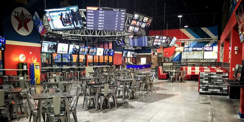 Xtreme Action Park Family Entertainment Center US Design