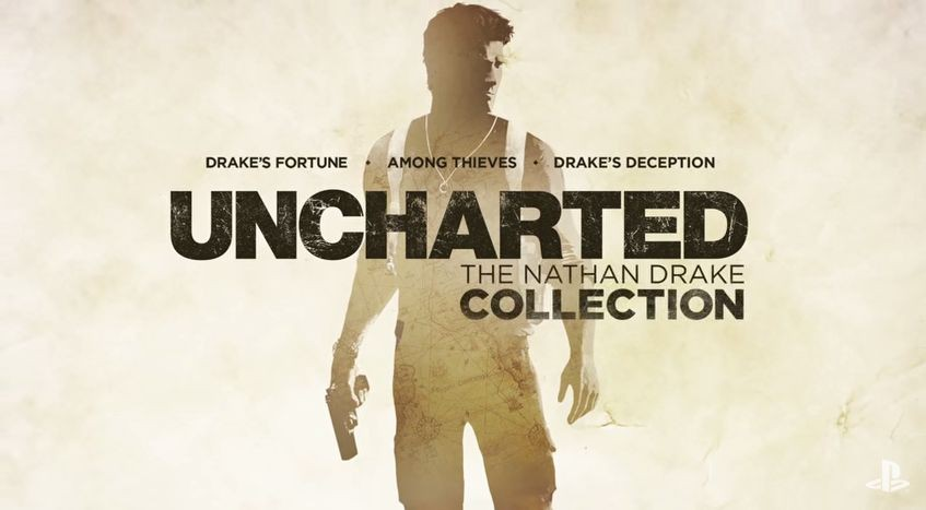 Uncharted: The Nathan Drake Collection OFFICIALLY confirmed – Coming October