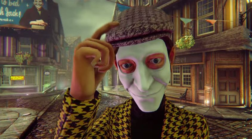 Contrast dev's new game We Happy Few now on Kickstarter