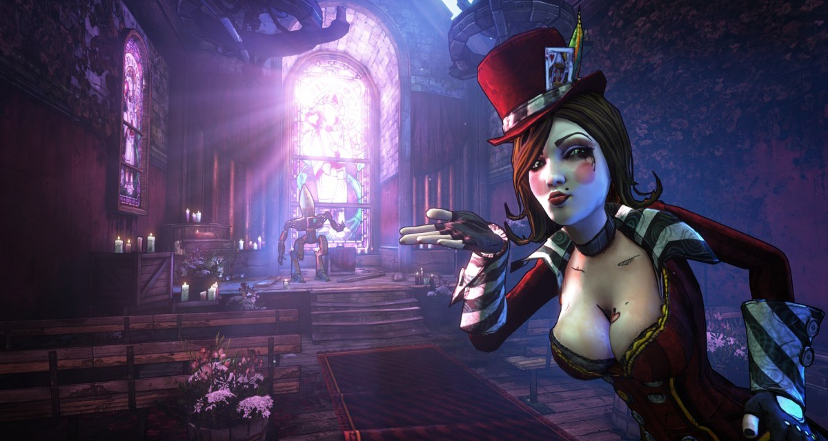 Pay what you want for the Humble Borderlands Bundle