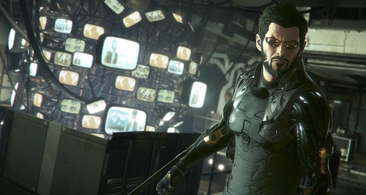 E3 2015 – Deus Ex: Mankind Divided gameplay reveal