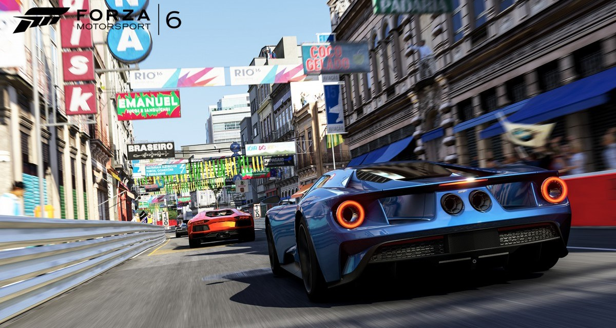 E3 2015 – New Forza 6 gameplay shown, release date confirmed for September