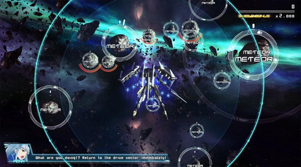 Astebreed Screenshot