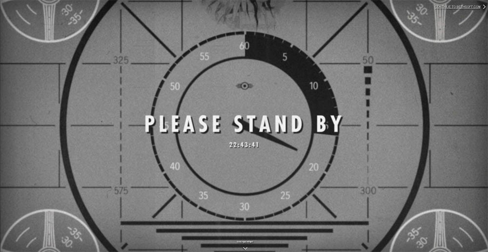 Bethesda teasing a Fallout 4 announcement for tomorrow