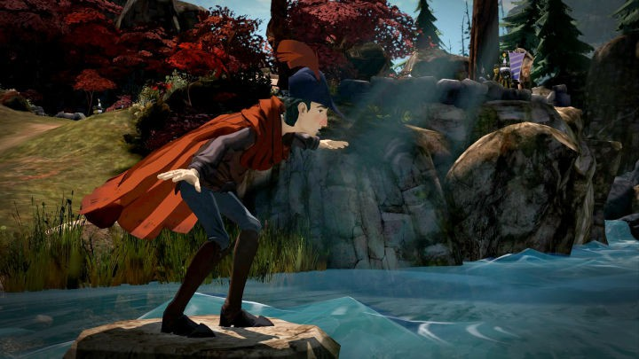 "New King's Quest video released, ""Music With Character"""