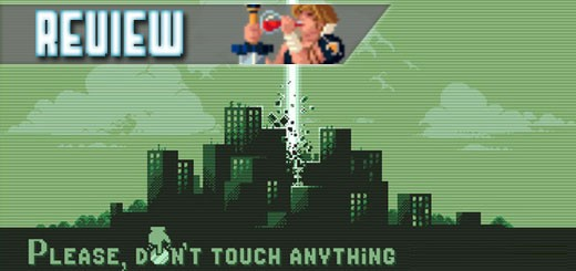 Please, Don't Touch Anything | REVIEW