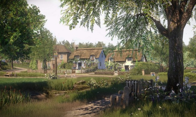 Playstation 4 exclusive Everybody's Gone To The Rapture coming August 11th