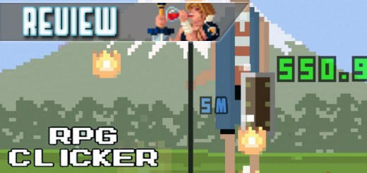 REVIEW – RPG Clicker
