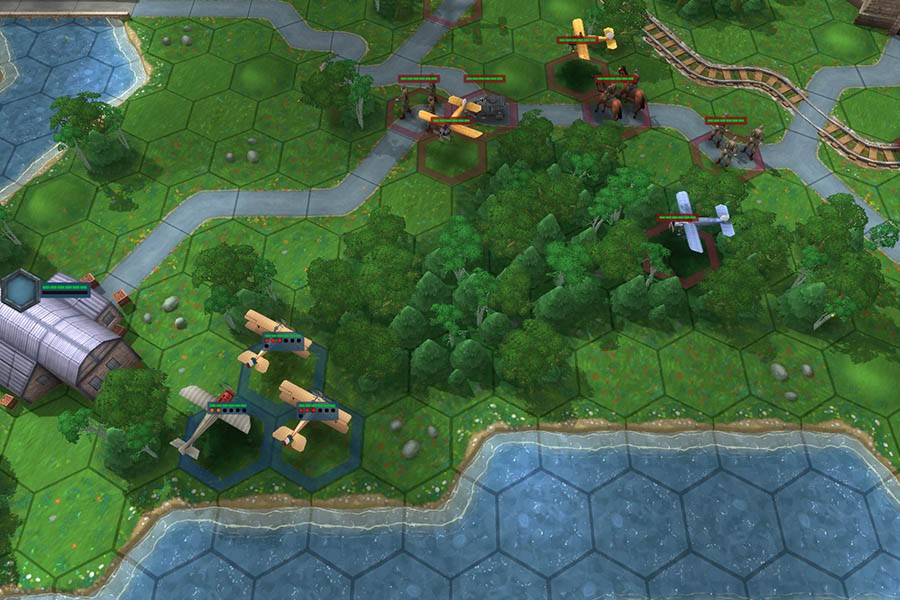 Turn based strategy WWI game Spirit Of War hits iOS