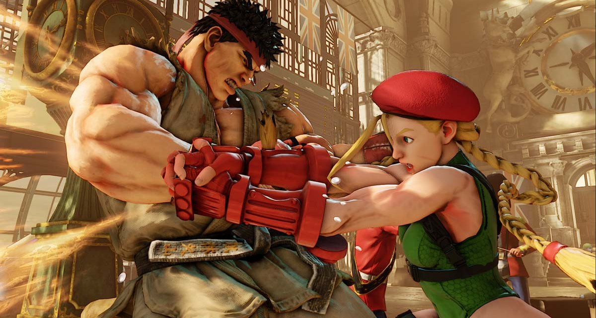E3 2015 – Cammy and Birdie revealed in new Street Fighter V footage, beta hitting in July