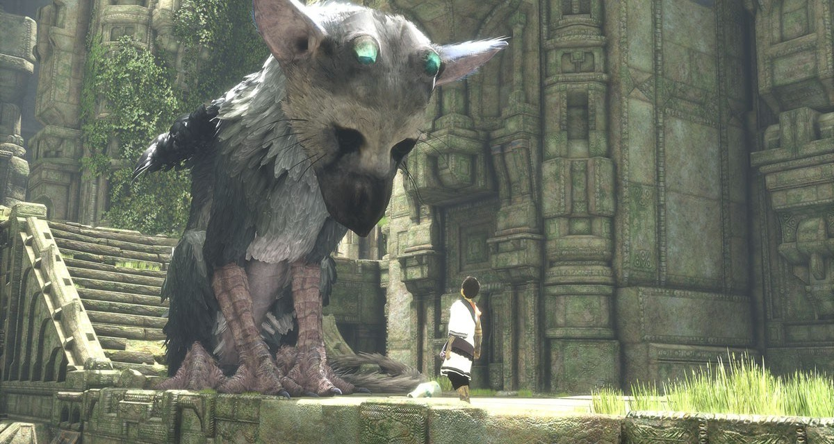 E3 2015 – The Last Guardian shown at E3, coming 2016