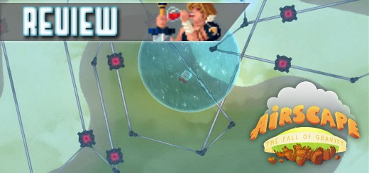 Airscape: The Fall Of Gravity   REVIEW