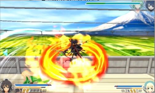 Senran Kagura 2: Deep Crimson