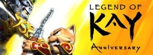 Legend Of Kay Logo