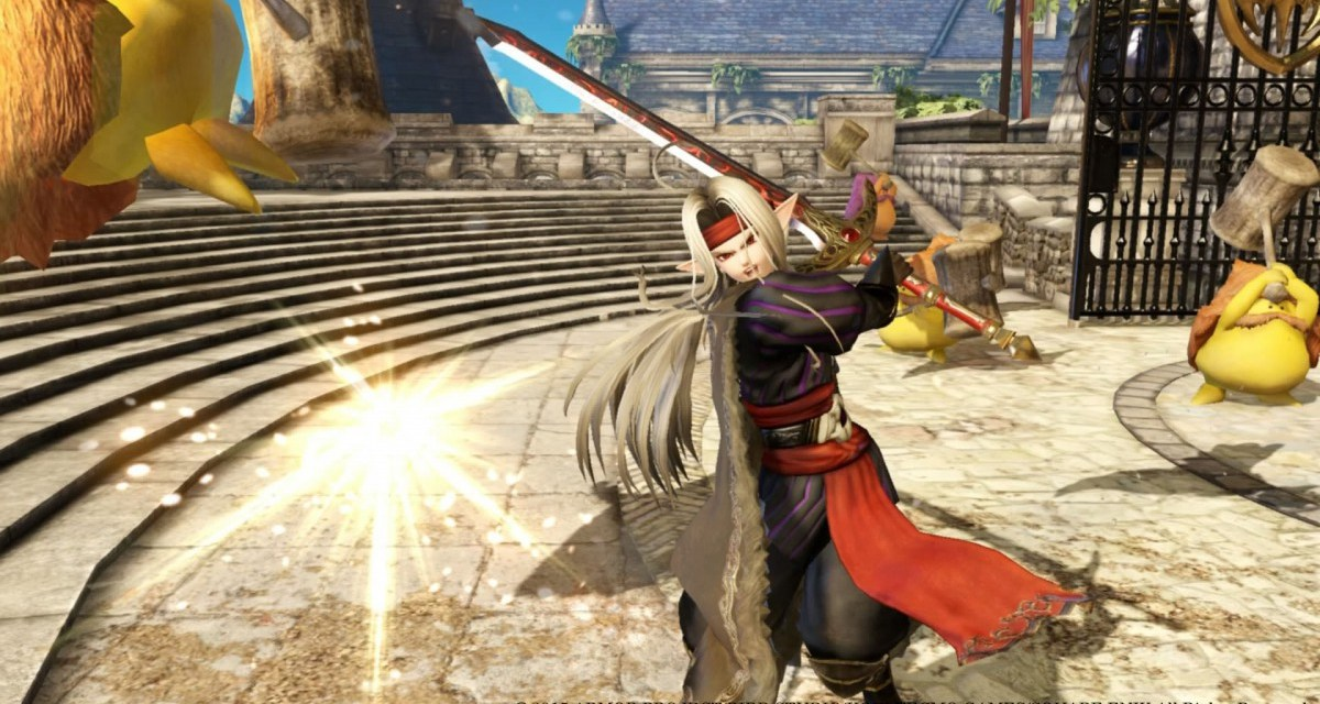 New gameplay trailer for Dragon Quest Heroes released