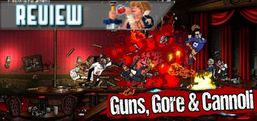 REVIEW – Guns, Gore & Canolli