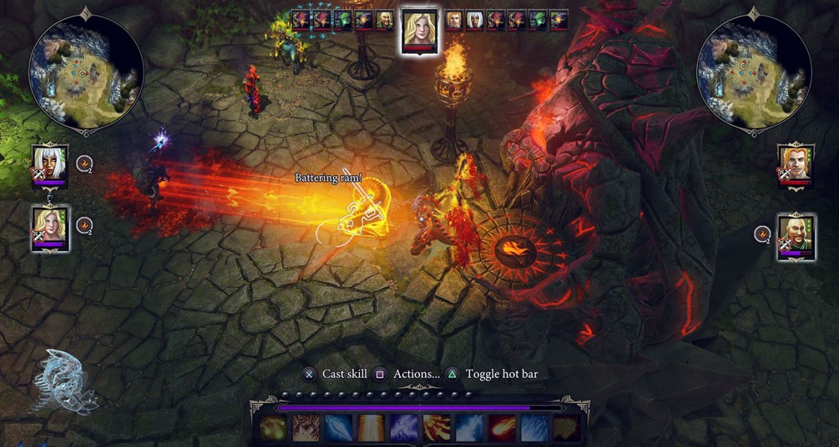 Launch trailer arrives ahead of Divinity: Original Sin's console release next week