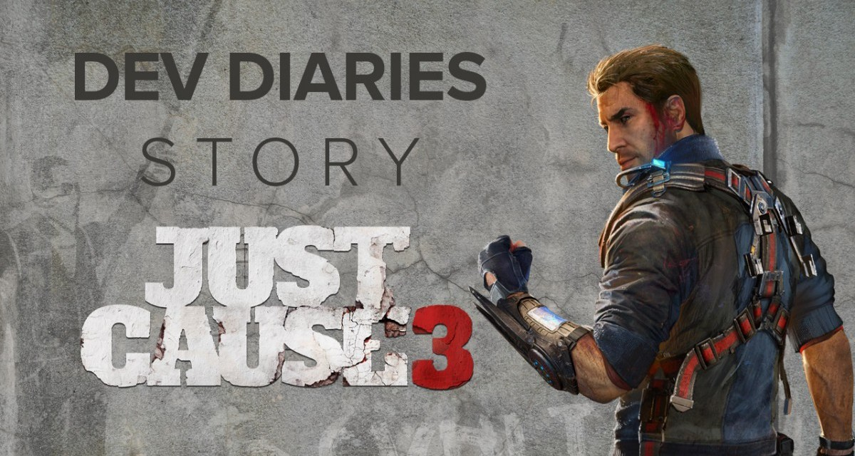 New dev diary video reveals more Just Cause 3 story and mission details