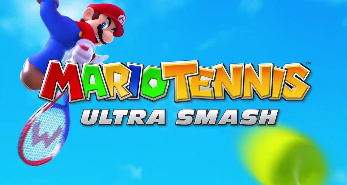 Mario Tennis: Ultra Smash arrives on the Wii U this November