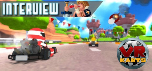 INTERVIEW – VR Karts