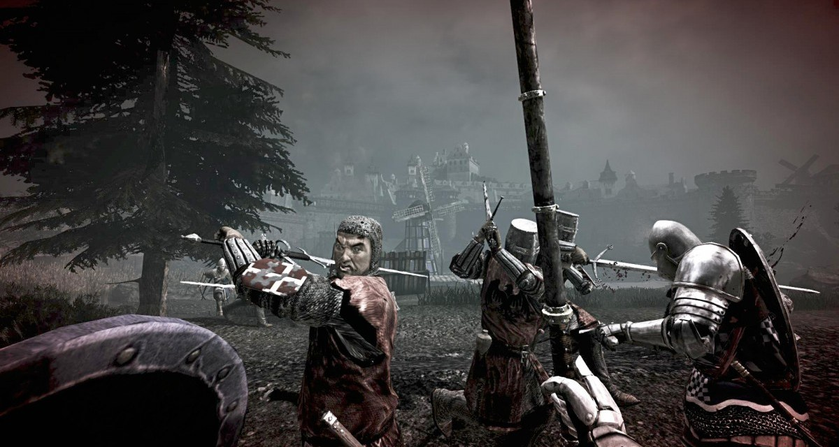 Chivalry: Medieval Warfare hits Playstation 4 and Xbox One this December