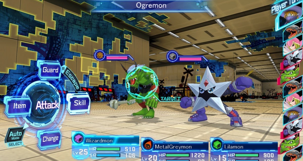 New trailer revealed for Digimon Story Cyber Sleuth