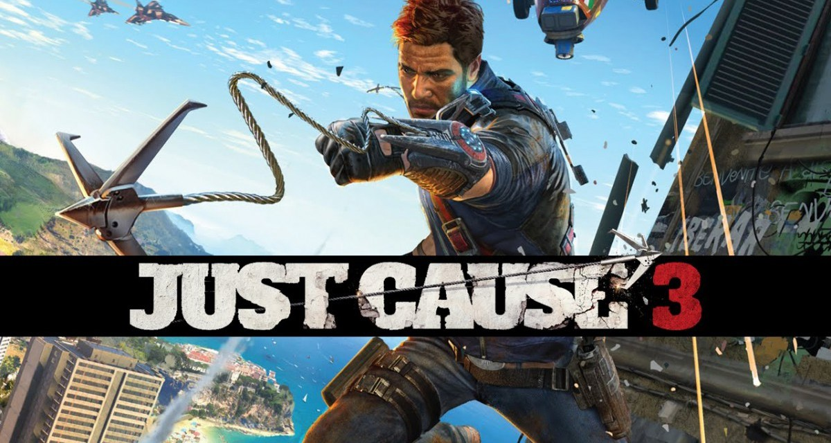 First hour of Just Cause 3 revealed in new video