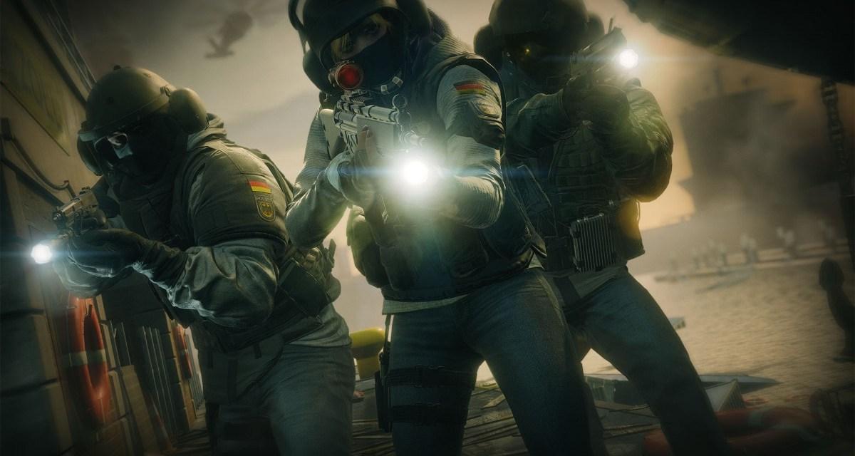 Rainbow Six Siege launch trailer revealed ahead of next week's release
