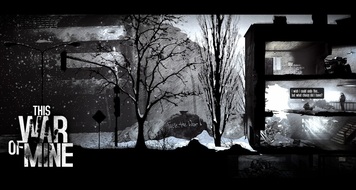 Wartime survival strategy title This War Of Mine now available on mobile devices