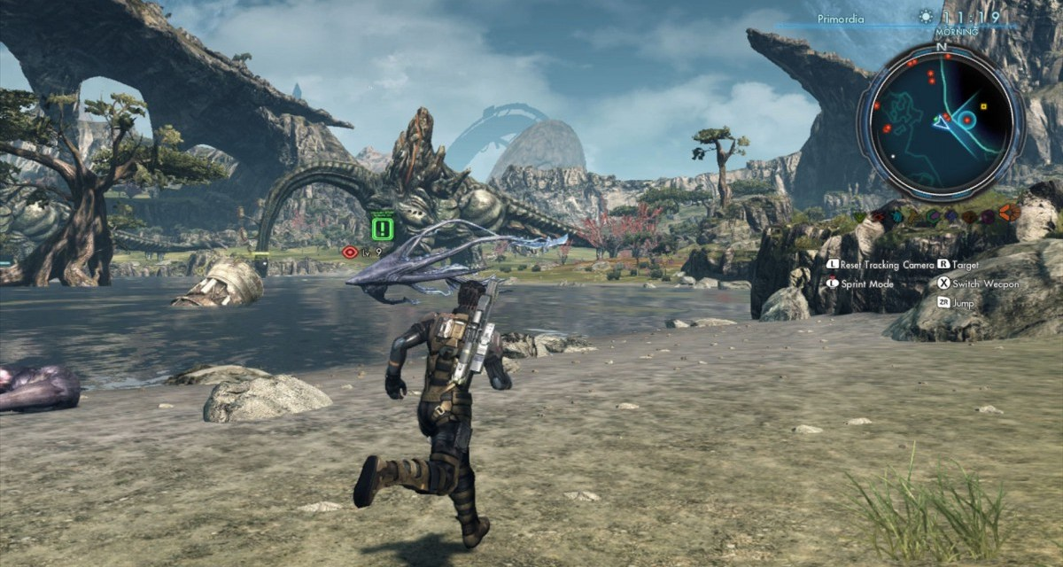 RPG blockbuster Xenoblade Chronicles X arrives on the Wii U this week