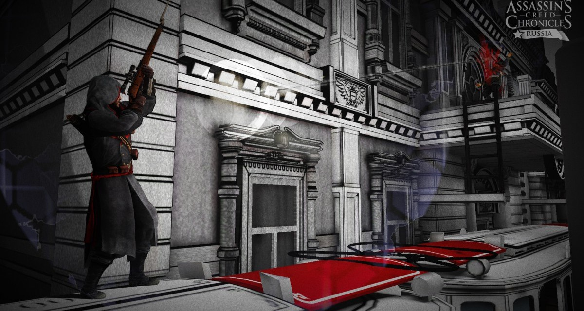Assassin's Creed Chronicles: India and Assassin's Creed Chronicles: Russia both releasing early 2016