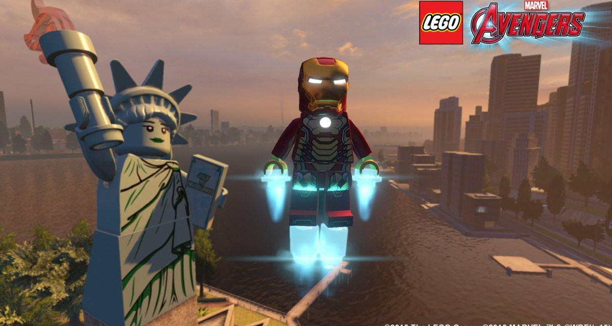 New trailer for LEGO Marvel's Avengers shows off open world environments